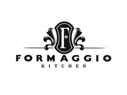 Formaggio Kitchen Cheese Cave Tour