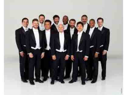 Chanticleer in Boston: 2 tickets to 5/4/18 concert and 2 signed Cds