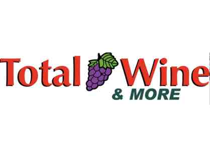 Private Wine Class for 20 at Total Wine & More