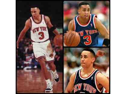 John Starks Youth Basketball Clinic for 10