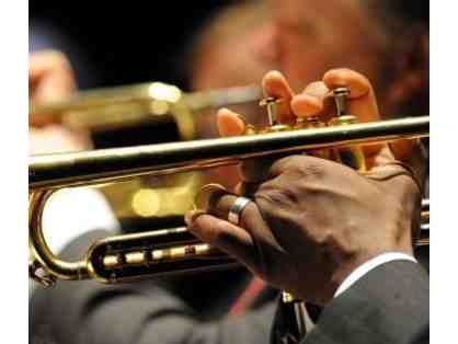 Two (2) Tickets for Holiday Concert at Jazz at Lincoln Center, plus Dinner for 2 at Nougat