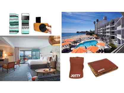 Staycation at the Dream Inn LIVE auction package