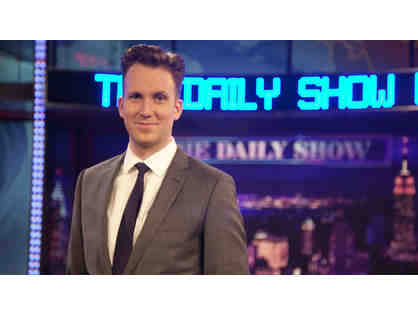 2 VIP tickets to Jordan Klepper's new show on Comedy Central