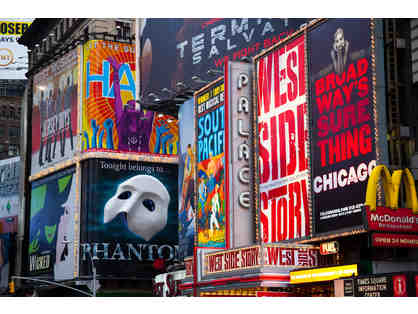 Broadway Concierge Service for A Year