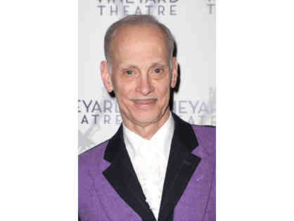 Personalized Voicemail Greeting by John Waters and Signed Limited Edition Poster
