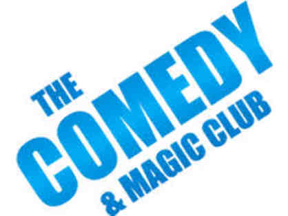 Comedy and Magic Club for a group of 4