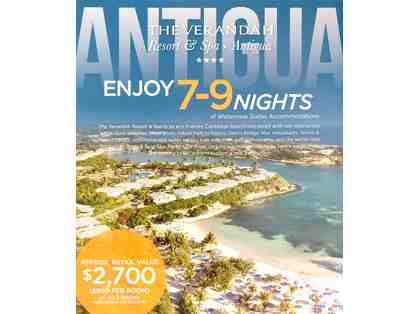 The Verandah Resort & Spa Antigua