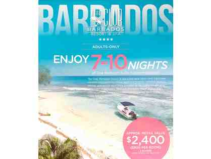 The Club Barbados Resort & Spa- Adult Only
