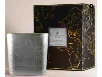 Be The Light World Candle Indonesian Patchouli Peace