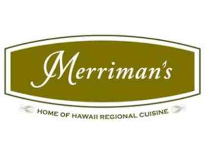 $150 Gift Card to Merriman's Waimea