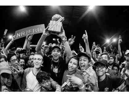 Battle at the Berrics Finals Night VIP for 5 Children and 5 Parents Friday June 30, 2017