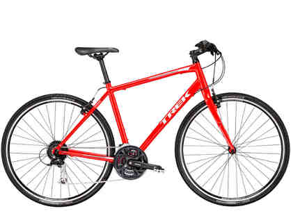 Trek FX 3 Adult Hybrid Bike: Size 17.5""