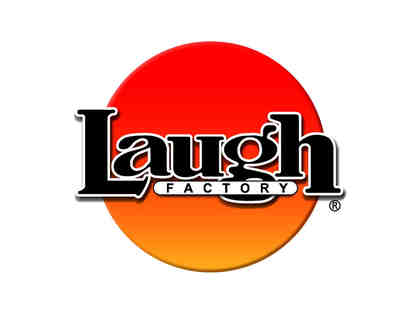 The Laugh Factory - 4 passes