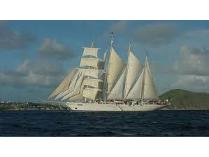 Seven night Caribbean cruise for two on Star Clippers.