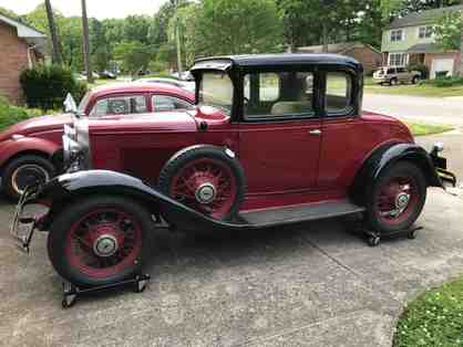 1931 Chevy Sports Coupe