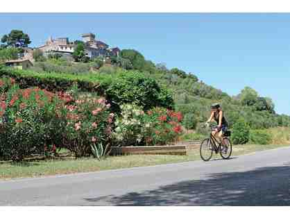 VBT Tuscany by the Sea Biking Vacation