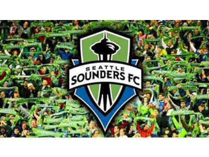 Four Club Level Sounders Tickets
