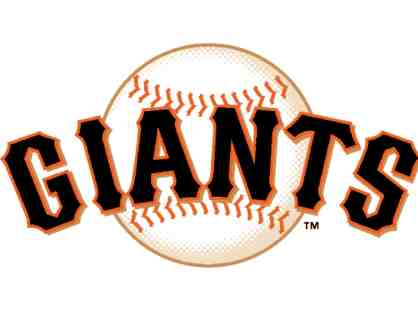 Giants baseball: 4 club-level tickets and a parking pass