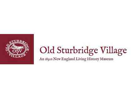 Old Sturbridge Village Package: One-Year Family Membership AND Sunday Brunch for 6