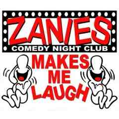 Sponsor: Zanies Comedy Night Club
