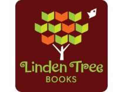 Linden Tree Books- $10 Gift Card