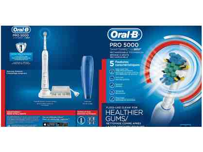 Oral B Pro 5000 SmartSeries Toothbrush from Benco Dental