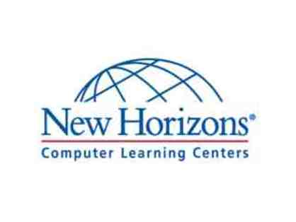 Microsoft Computer Course with New Horizons