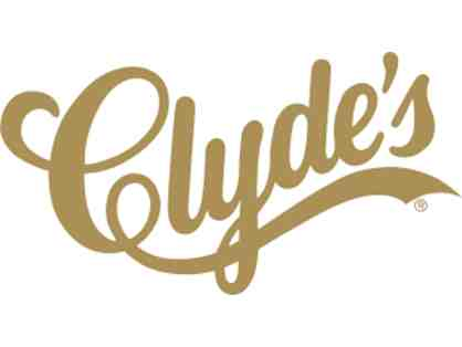 Clyde's Restaurant Group - $100 Gift Certificate