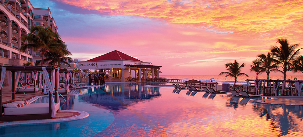Image result for 4-Night Stay at the Hyatt Zilara or Hyatt Ziva Cancun Resort with Airfare for 2