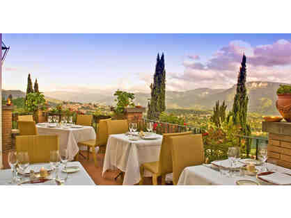 Tuscany Culinary Escape with 2-Night Stay in Rome, 5-Night Stay in Tuscany plus Airfare for 2
