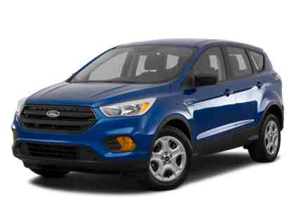 2017 Ford Escape SE SUV in Lightning Metallic Blue from Shepard Ford