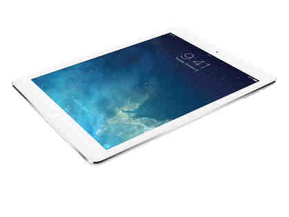 Apple iPad Air with Smart Case