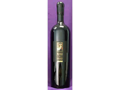 Black Sears - 1.5L 2012 Zinfandel; signed by Winemaker