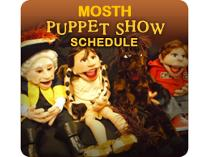 GC: Puppet Show for 15 persons