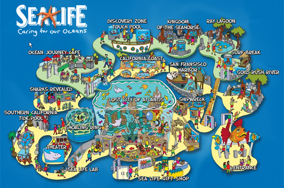 4 Passes To Legoland Amp Sea Life In California Biddingforgood