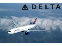 Two First Class/BusinessElite Tickets anywhere in the World that Delta Air Lines Flies
