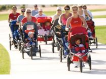 Stroller Strides (10-class pass and resistance bands)