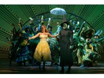 2 Tickets to Wicked the Musical on Broadway